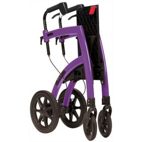 Rollz Convertible Walker And Transport Wheelchair Island