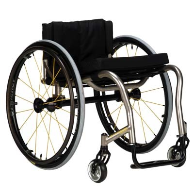 Top End Titanium Crossfire Wheelchair