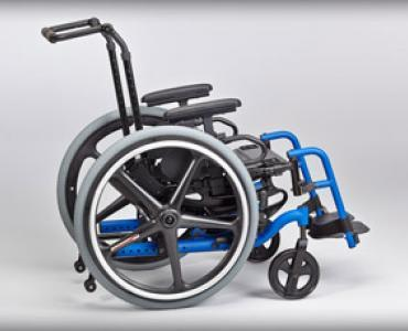 Focus CR Tilt Wheelchair