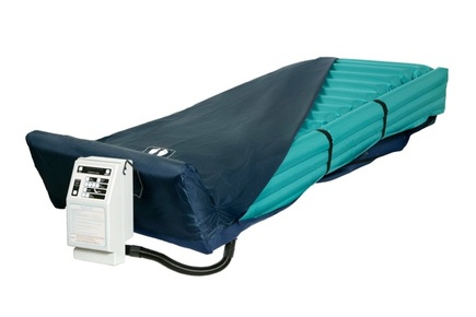 Select Air Max Powered Mattress