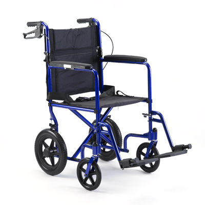 "Transport Chair - 12"" Rear Wheels"