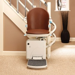Handicare Curved 2000 Stairlift