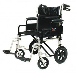 E&J Bariatric Transport Chair
