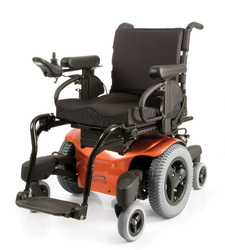 QM-7 Power Wheelchair